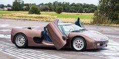 This is Koenigsegg's CC prototype, the first car the company made back… Koenigsegg, Super Sport Cars, Super Cars, Fancy Cars, Cool Cars, Subaru, New Supercars, Ferrari, Automobile
