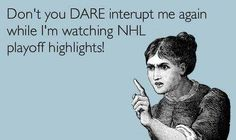 NHL Playoff Highlights