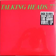 Talking Heads Talking Heads: 77 Vinyl LP