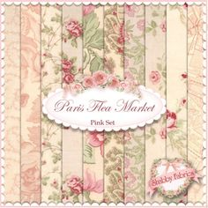 3 Sisters Favorites 5\u201d Charm Pack by 3 Sisters for Moda