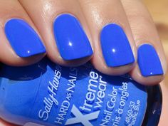 Sally Hansen ~ Pacific Blue