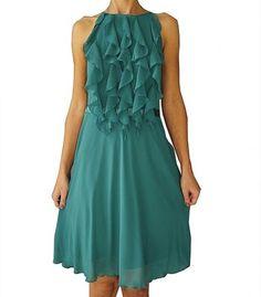 GEORGE - EFEKTOWNA TURKUSOWA  SUKIENKA - 42 Dresses, Fashion, Vestidos, Moda, Fashion Styles, Dress, Fashion Illustrations, Gown, Outfits