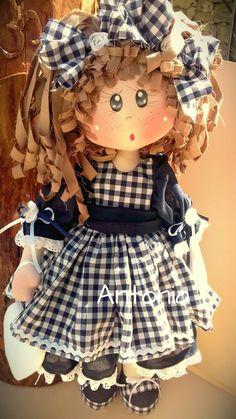 Teresa pacheco s 388 media analytics salvabrani – Artofit Raggy Dolls, Primitive Doll Patterns, Child Doll, Handmade Dresses, Felt Toys, Soft Dolls, Fabric Dolls, Doll Face, Beautiful Dolls