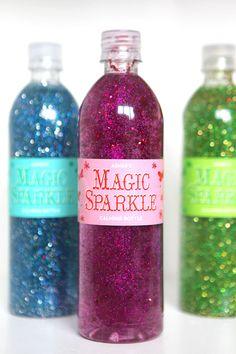 Magic Sparkle Calming Bottle