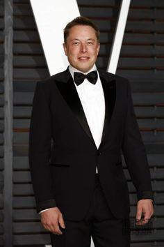Image result for elon musk tuxedo