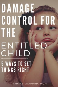 Raising Unentitled Kids - Two-thirds of Americans admit that they feel like they are raising an entitled child. If you feel this may be you, learn the signs, and exactly how to do some damage control and raise an unentitled kid with these 5 simple tips - Parenting Books, Parenting Advice, Kids And Parenting, Peaceful Parenting, Gentle Parenting, Toddler Behavior, Toddler Chores, Toddler Boys, Positive Parenting Solutions