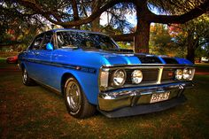 Ford falcon xy gt ho phase III - My list of the best classic cars Australian Muscle Cars, Aussie Muscle Cars, American Muscle Cars, Ford Falcon, Rat Rods, Ford Girl, Car Goals, Best Classic Cars, Top Cars