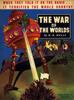 The War of the Worlds - 1938