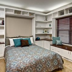 Murphy Bed Design Ideas, Pictures, Remodel, and Decor - page 2