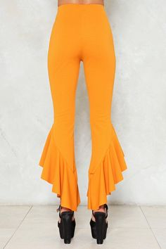 faa5e015ac2 The Out of Luck Pants come in a ribbed knit and