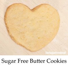 Sugar Free Butter Cookies, cookie recipe that is perfect for the holiday season or any time of the year! Sugar Free Chocolate Chip Cookie Recipe, Sugar Free Carrot Cake, Sugar Free Peanut Butter, Sugar Free Baking, Sugar Free Cookies, Chewy Sugar Cookies, Buttery Cookies, Coconut Cookies, Sugar Free Desserts