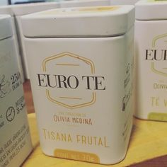 #saborcanelamx ya tenemos disponibles los #tes y #tisanas para que te los lleves a tu casa #eurote de #oliviamedina