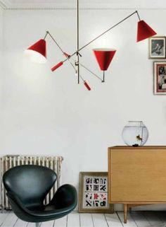 Les 10 plus beaux lustres contemporains | Magasins Déco | Les dernières tendances pour votre maison - http://magasinsdeco.fr/les-10-plus-beaux-lustres-contemporains/3/                                                                                                                                                                                 Plus