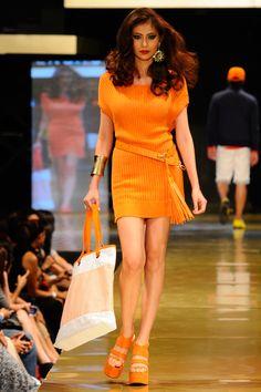 Tangerine  PENSHOPPE S/S 2012