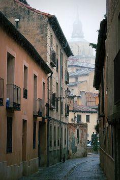 SEGOVIA #Castilla_y_León #Spain
