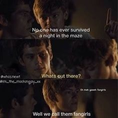 This is officially my favorite TMR post!!! XD