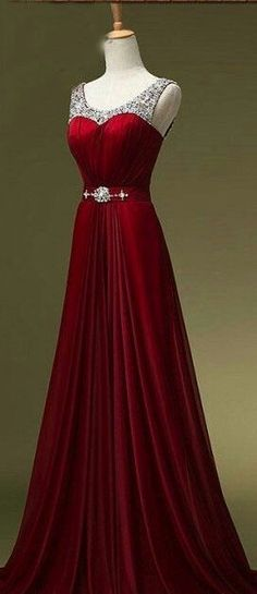 Simply a stunning formal for either prom or a brides maid dress