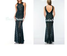 Lace prom dress/Black prom dress/Prom dress/Mother's dress/Bridesmaid dresses/Party dress/Cheap dress/Homecoming dress/Bridal gowns BR150 on Wanelo