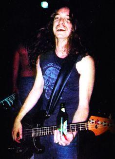 Photo of Cliff Burton for fans of Cliff Burton 28642928 Jason Newsted, Cliff Burton, Robert Trujillo, James Hetfield, Metallica, Ride The Lightning, Black Label Society, Kirk Hammett, Judas Priest