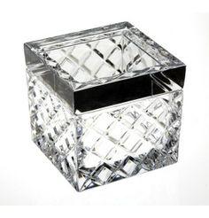 5775-0060 $100 Waterford Crystal display box