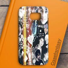 Michael Clifford 5 Seconds Of Summer Funny Samsung Galaxy S6 Edge Case | casefantasy