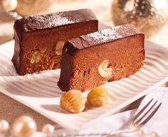 Gesztenyés trüffelszelet Recept képpel - Mindmegette.hu - Receptek Tiramisu, Ethnic Recipes, Foods, Food Food, Food Items, Tiramisu Cake