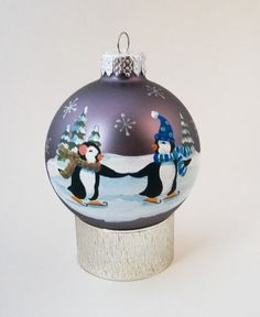 Hobo to Hero - custom hand-painted Christmas ornament. Description from pinterest.com. I searched for this on bing.com/images