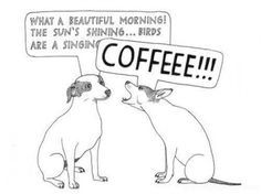 This is me and my husband. It's rough being married to a morning person.