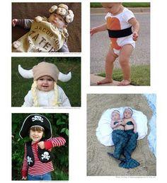 Cute childrens Halloween costumes