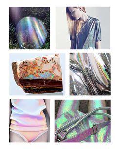 ISSUU - Futuristic Trend Book A/W 15-16 by Chantelle Fandino