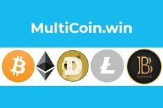 Multicoin es una multifaucet en la que podemos ganar bitcoin, dogecoin, litecoin, blackcoin y ethereum totalmente gratis. Multicoin paga mediante FaucetHub.
