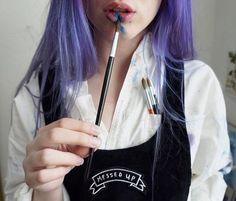 Картинка с тегом «hair, beauty, and aliencreature»