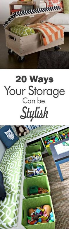Storage, Organization, Storage Hacks, Home Storage, Clutter Free Living, Home Organization, Storage Tips and Tricks, Popular Pin, Home Storage, Unique Things to Use as Storage, Stylish Home Storage, Home Storage Ideas, Home Storage Hacks, Home Storage Tips and Tricks