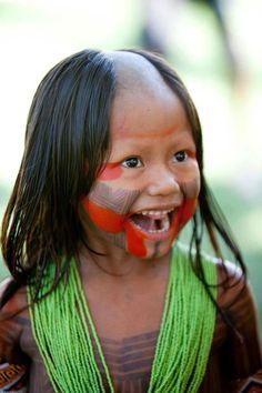 Child of the Amazon