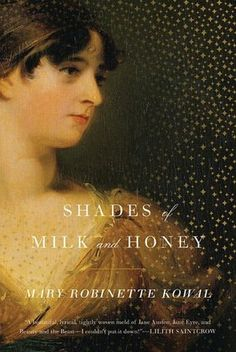 Shades of milk and honey.  hmm… I'll put in on my list.
