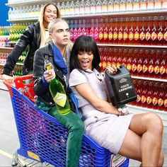 (17) chanel supermarket   Tumblr