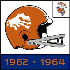 This was a fun helmet Broncos fans! Denver Broncos Helmet, Denver Broncos Players, Nfl Broncos, Nfl Football Players, Denver Broncos Football, Football Memes, School Football, Football Season, Locker Signs