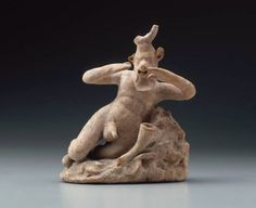 Statuette of  Tityros