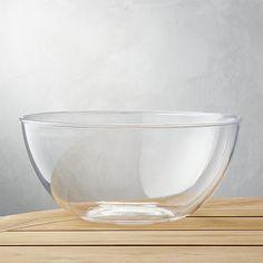 Zealous Acrylic Bowl | Crate and Barrel