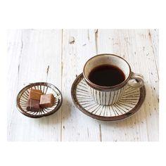 軸徳(じくとく)のカップ&ソーサ