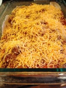 Ah, Mexican. A culinary cuisine I simply canNOT live without. This recipe is dedicated to those fast and furious week days when you don't have much time to prepare dinner and/OR you've got the mex-crave blues. It's also great for...