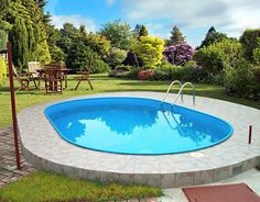 Small Inground Fiberglass Pool Kits House Outdoor/Pool
