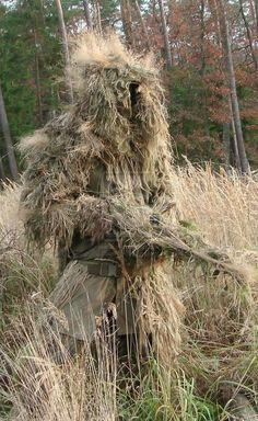 How To Make A Ghillie Suit From Scratch                                                                                                                                                                                 More
