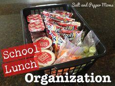 School Lunch Organization