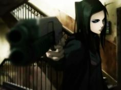 Re-L Meyer Ergo Proxy, awesome character super badass Manga Anime, Anime Art, Cool Artwork, Amazing Artwork, Ergo Proxy, Best Animes Ever, Goth Aesthetic, Anime Style, Studio Ghibli