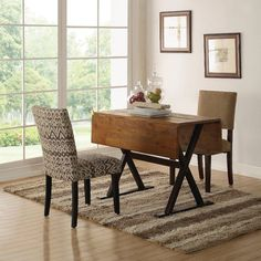 The 15 Best Drop-Leaf & Gateleg Tables for Flexible Dining — Annual Guide 2017