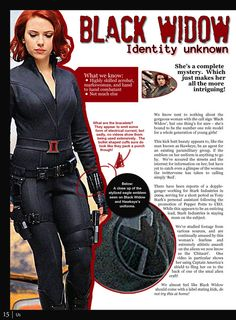 Natasha Romanoff || #fanedit || Everyone's calling them The Avengers, but who exactly are they? Just over a week after the devastating events in New York, Us Weekly pulls together some information about the team dubbed The Avengers. MediAvengers is an MCU media blog.  Magazine spreads and newspaper articles made by fans, for the fans of the Marvel Cinematic Universe
