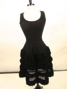 Celebrity Style AZZEDINE ALAIA Black Sleeveless