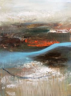 Forest Landscape, Minimalism, Abstract, Nye, Inspire, Painting, Outdoor, Artists, Colour