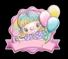 Circus Party, Cute Drawings, Frames, Birthday Parties, Clip Art, Printables, Scrapbook, Tags, Wallpaper